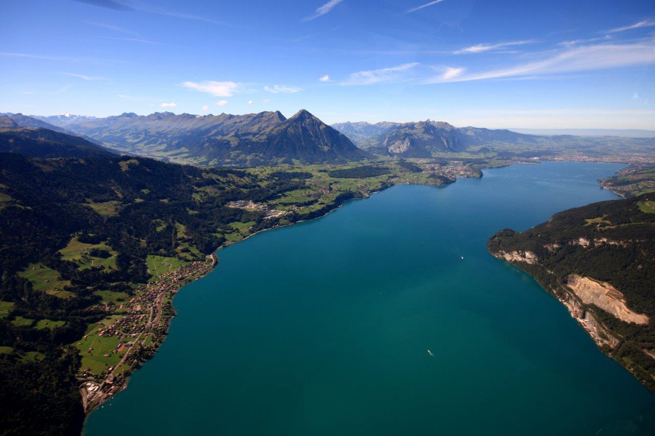 Berner Oberland Rundflug