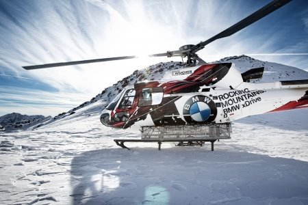 Wucher BMW Hubschrauber