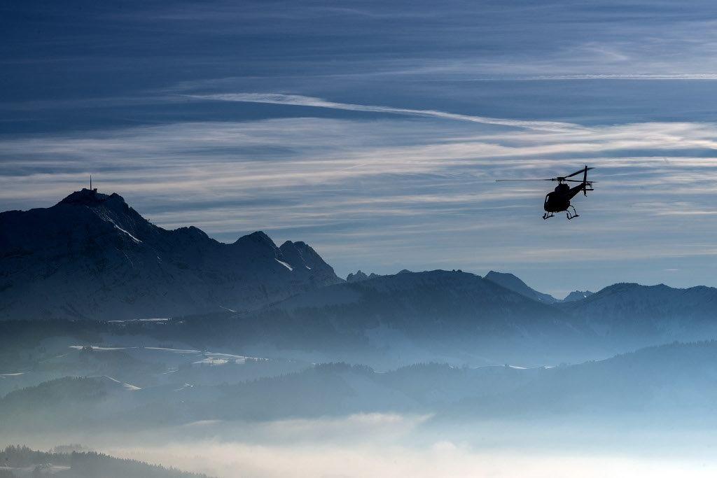 Rundflug ab St.Gallen Altenrhein