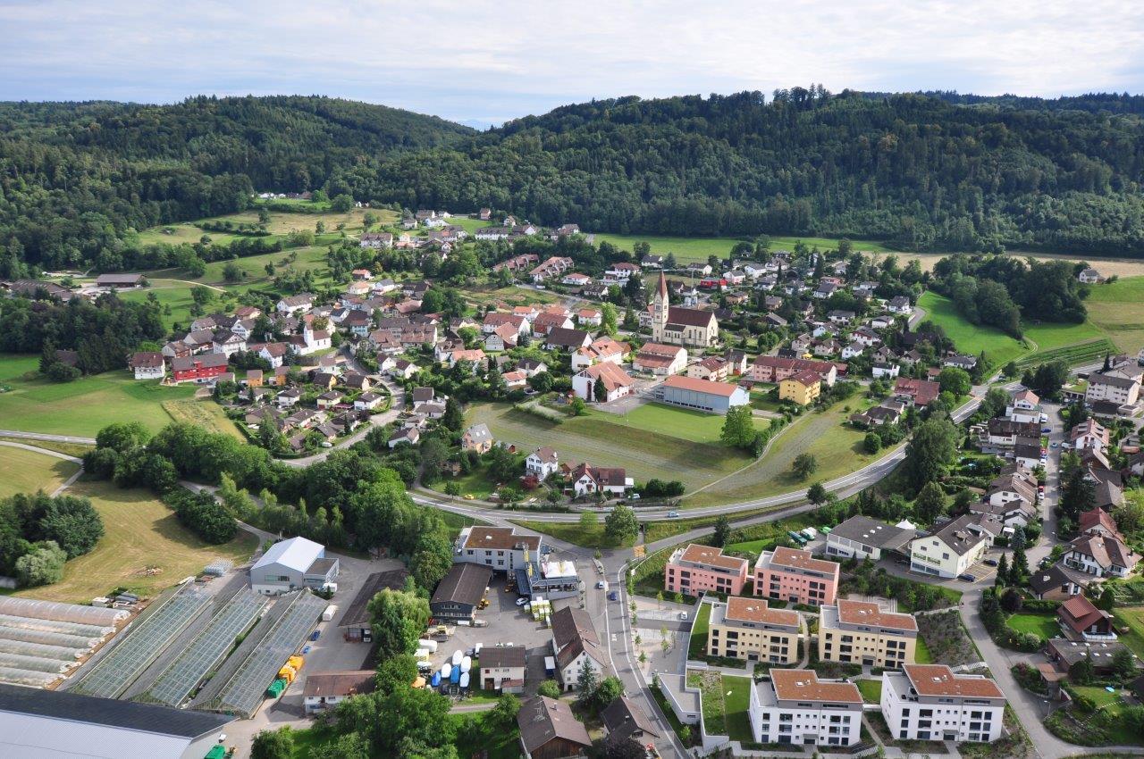 Stadt Zürich Rundflug