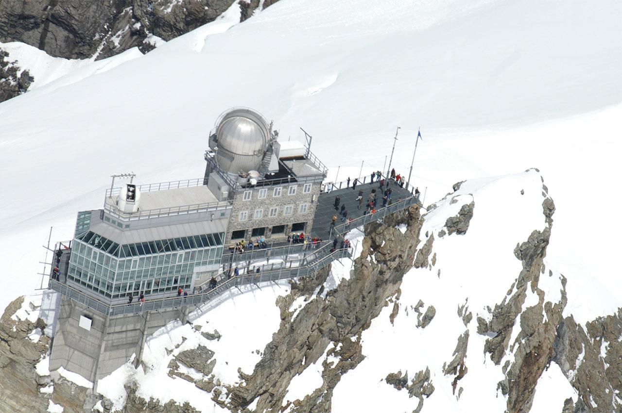 Helikopterrundflug Jungfrau