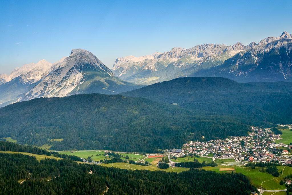 Rundflug Innsbruck