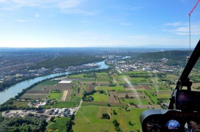 Rundflug Koblenz Winningen