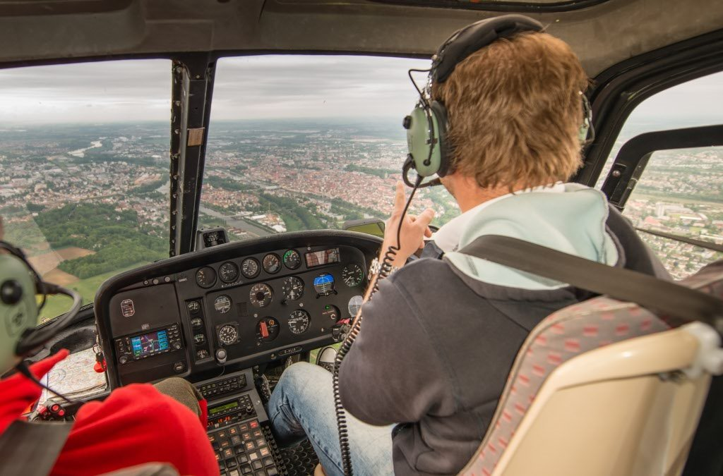 Pilot Tobias von Wolffersdorff