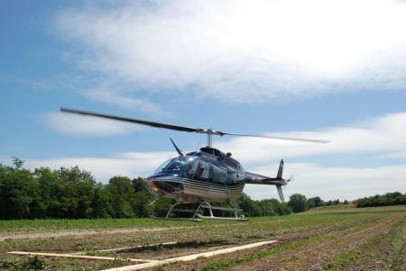 Hubschrauber Rundflug Jet Ranger