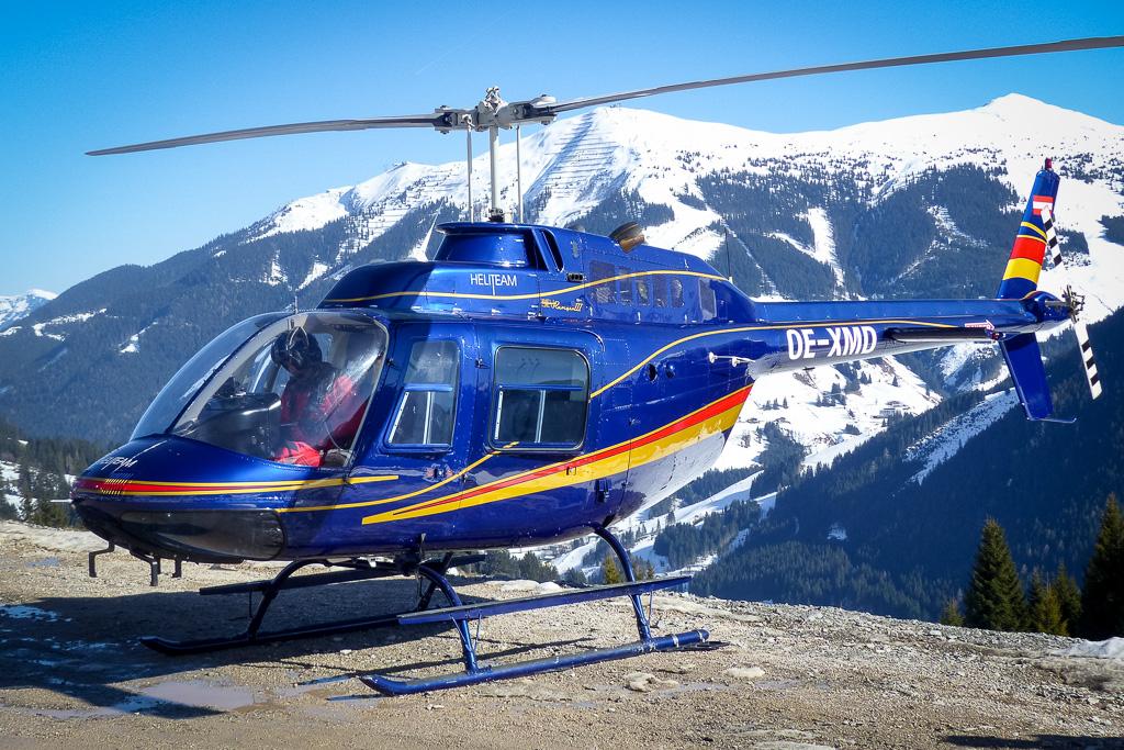 Hubschrauber Rundflug Lienz