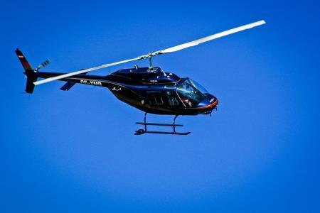 Hubschrauber Rundflug Lienz Jet Ranger