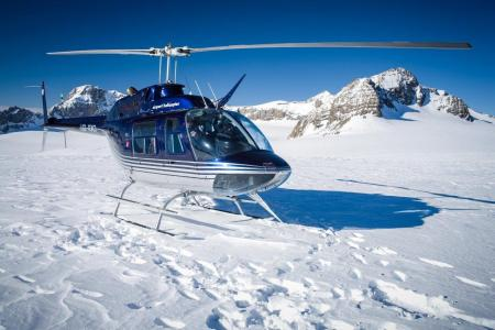 Hubschrauber selber fliegen Kempten