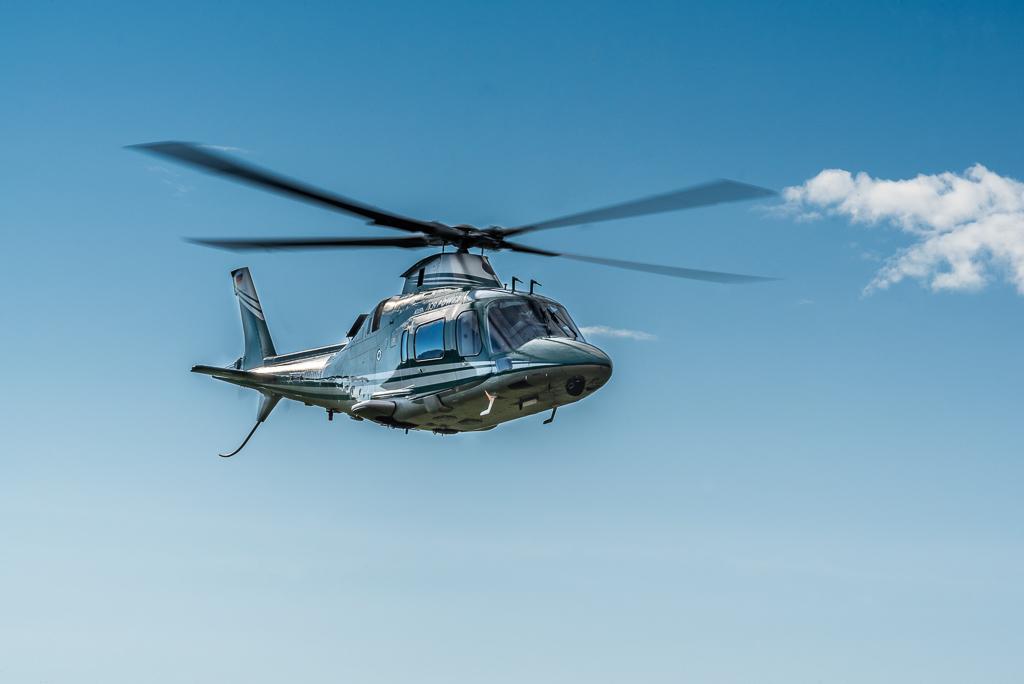 Hubschrauberflug Neumarkt