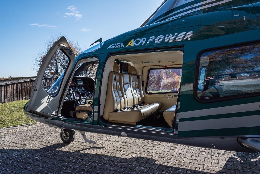 VIP Hubschrauber A109