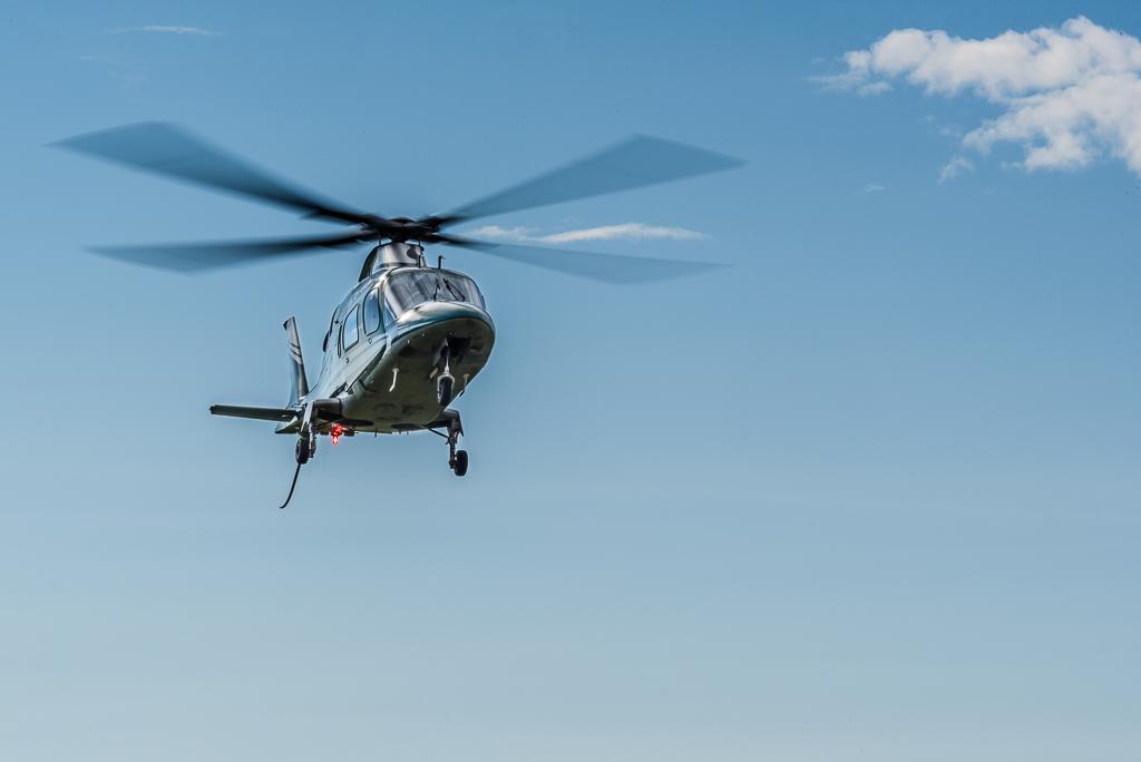 VIP Hubschrauber München