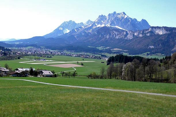 Flugplatz St. Johann Tirol