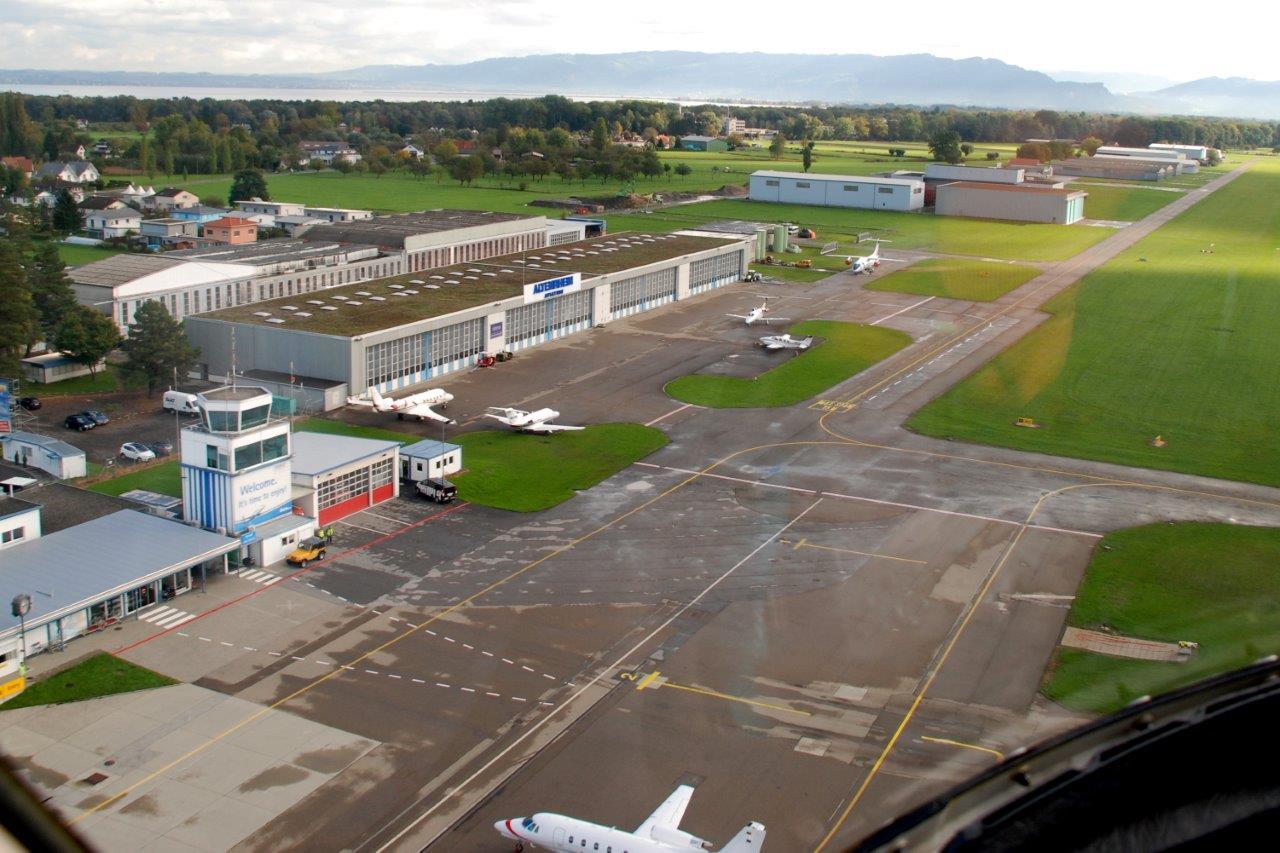 Flugplatz altenrhein-st. gallen