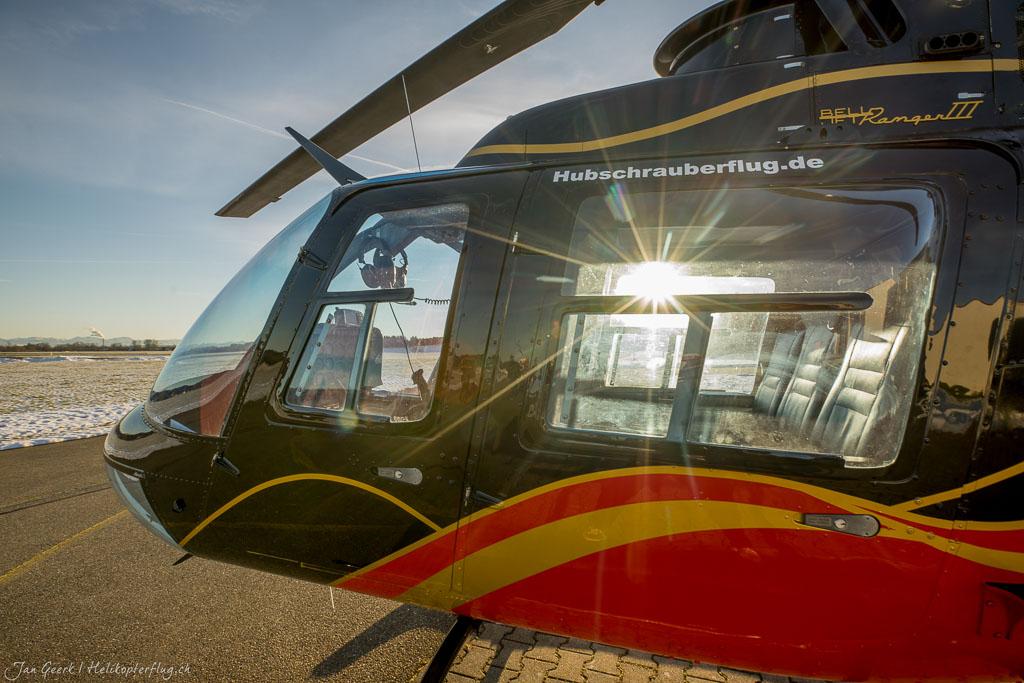 Hubschrauber Kempten Leutkirch