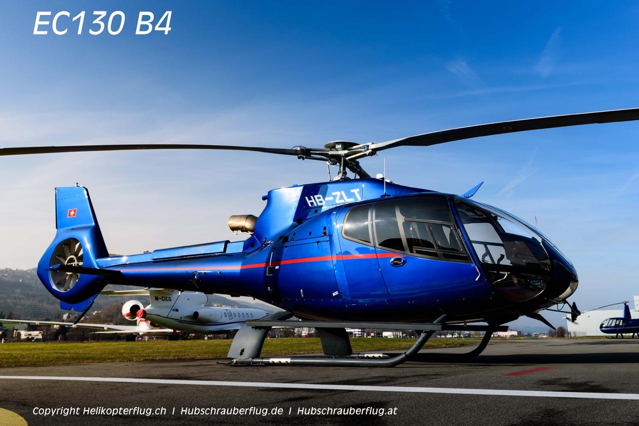 Hubschrauber EC130 B4