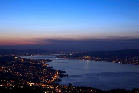 Nachtflug Zürich
