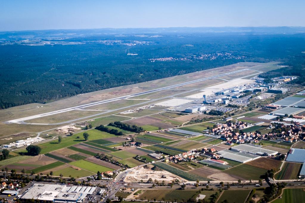 Rundflug Nürnberg Flugplatz