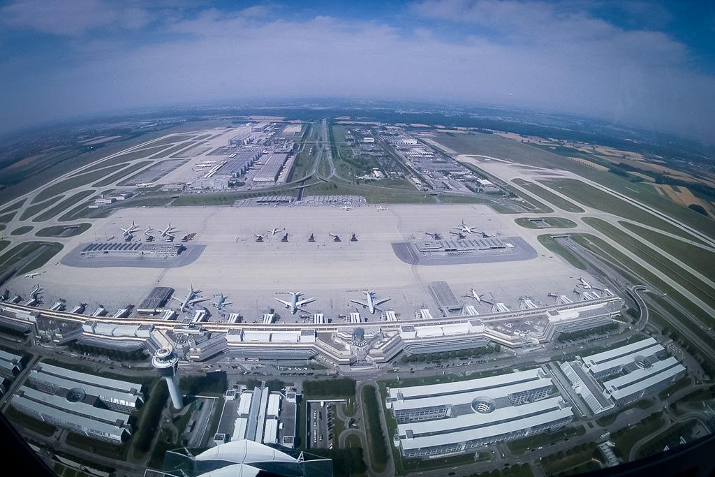 Hubschrauber München Airport