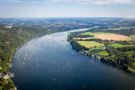 Hubschrauberrundflug Duisburg