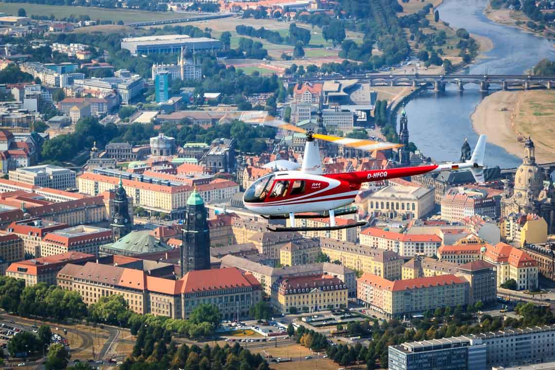 Rundflug Dresden
