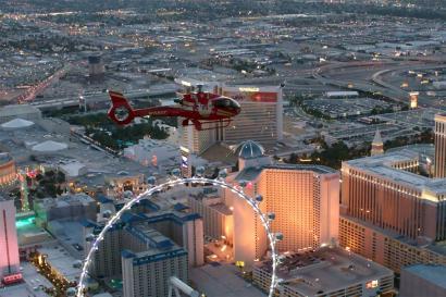 Hubschrauberrundflug Las Vegas