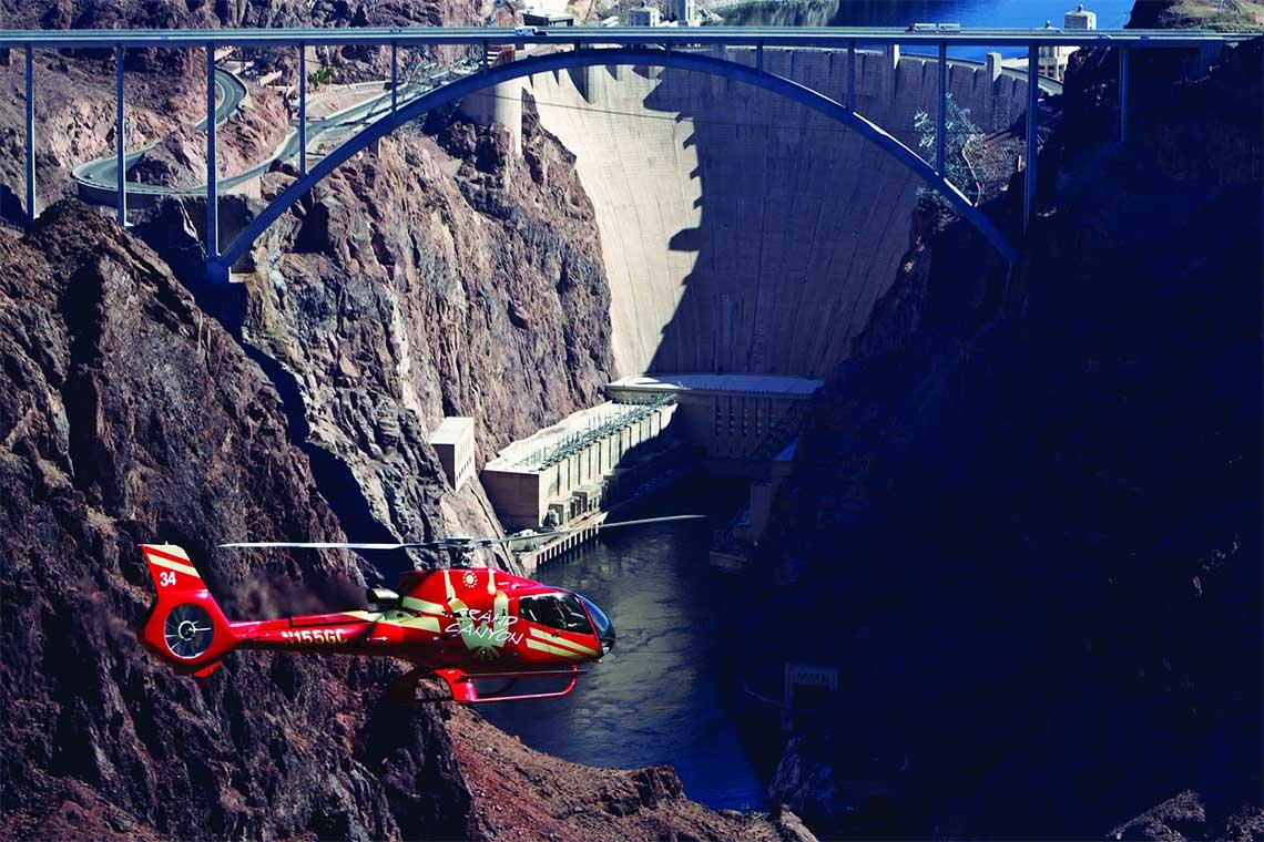 Hubschrauberrundflug Grand Canyon