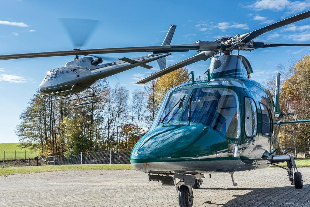 Hubschrauberrundflug ab Dippenricht