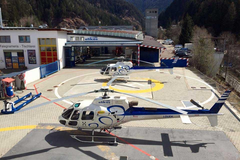 Hubschrauberrundflug Tirol