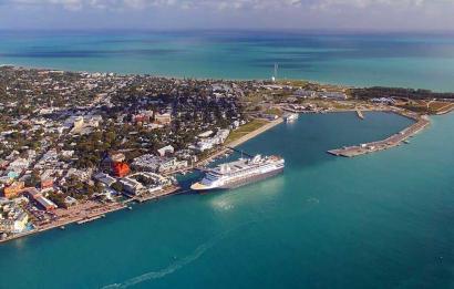 Hubschrauberflug Key West