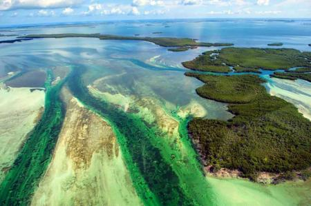 Helikopterrundflug Key West