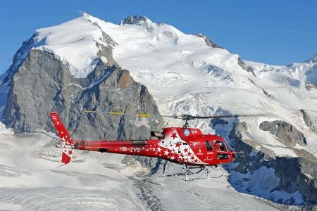 Helikopter Rundflug Jungfraujoch
