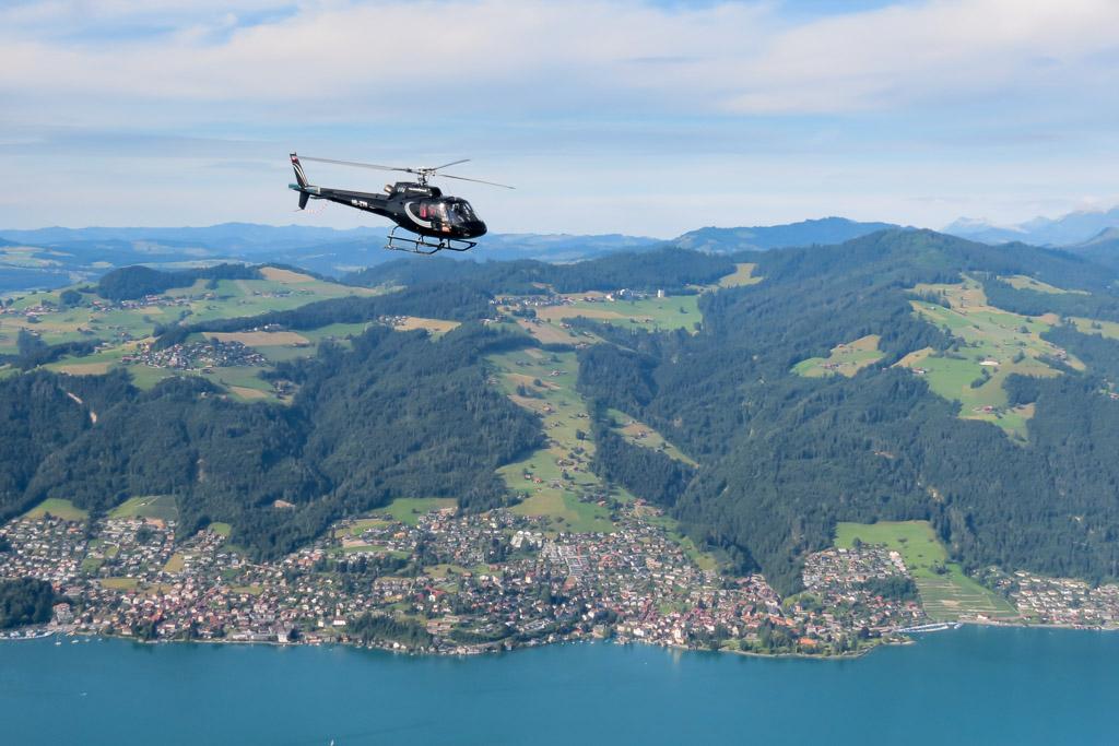 Helikopter Bern