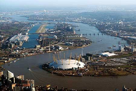 Hubschrauberrundflug London