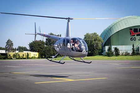 Hubschrauberrundflug Essen