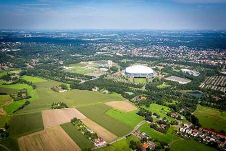 Hubschrauberrundflug NRW