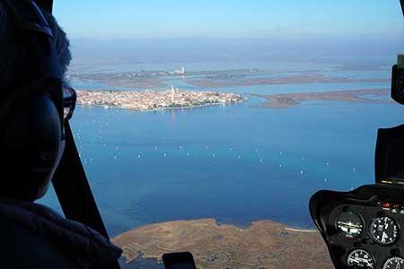Flugplatz Venedig
