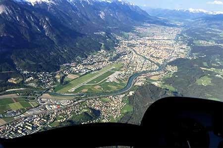 Alpenflug Innsbruck
