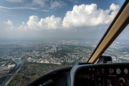 Berlin City Hubschrauberrundflug