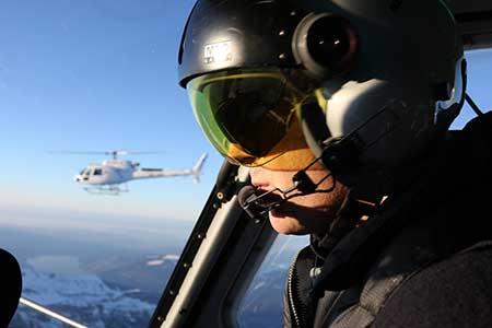 Helikopter Rundflug Gstaad