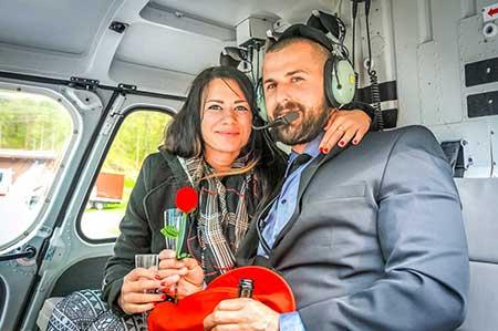 Heiratsantrag Gstaad