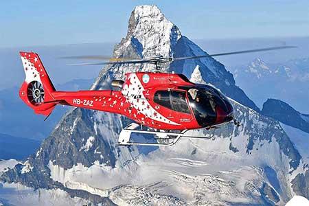 Matterhorn Spezial Rundflug