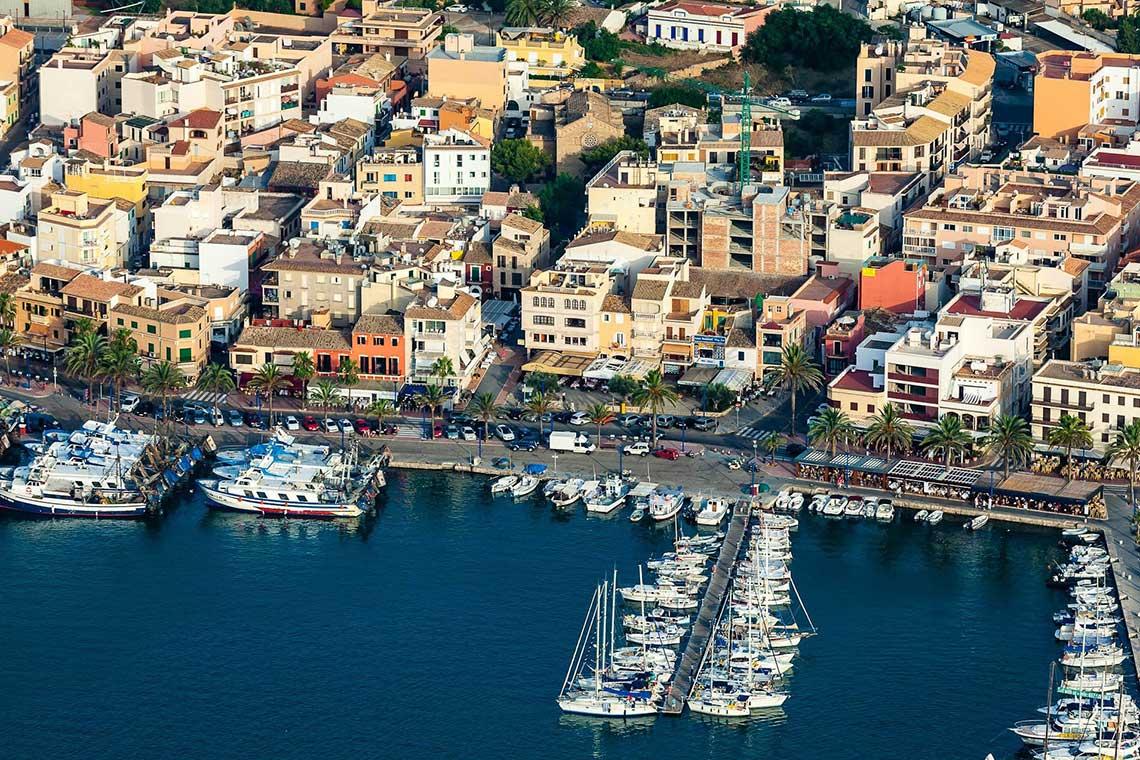 Hubschrauber Mallorca