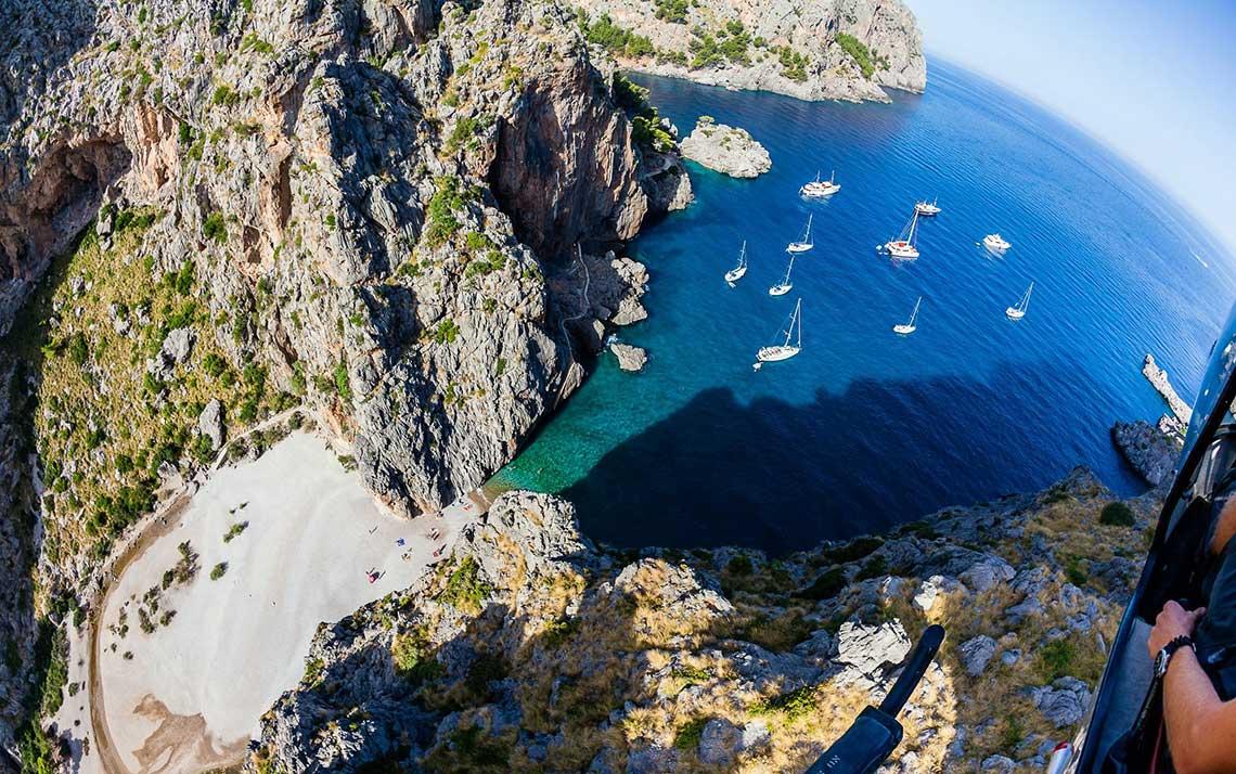 Rundflug Mallorca