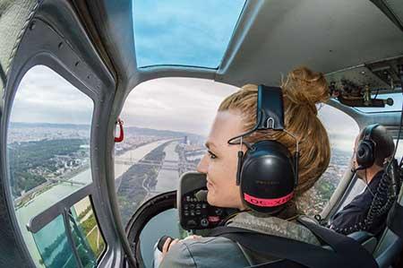 Hubschrauberflug Wien Stockerau