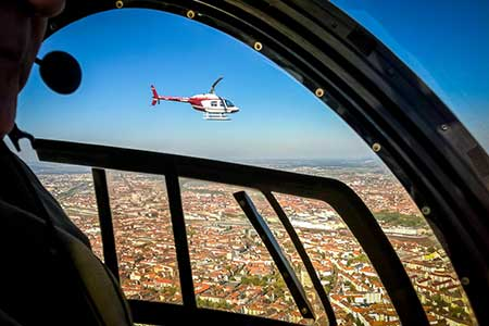 Hubschrauber selber fliegen stockerau