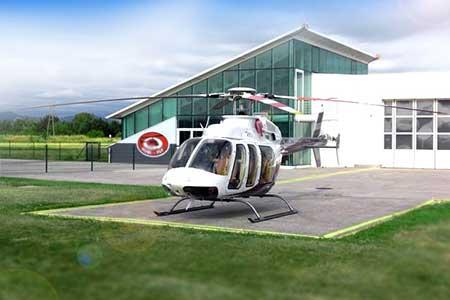Helikopterrundflug Wien ab Stockerau
