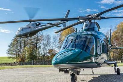 VIP Hubschrauber Salzburg