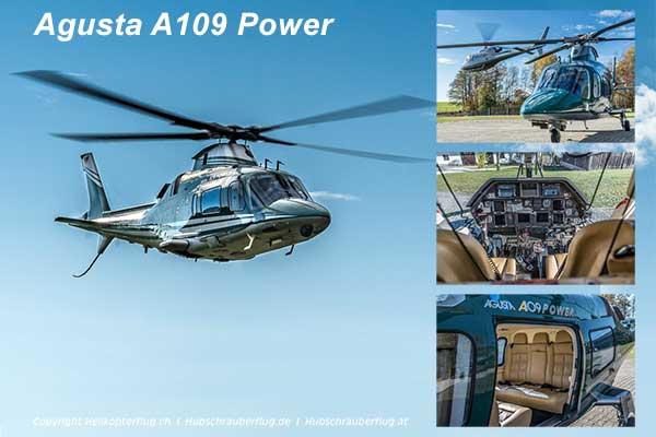 Hubschrauber Agusta A109