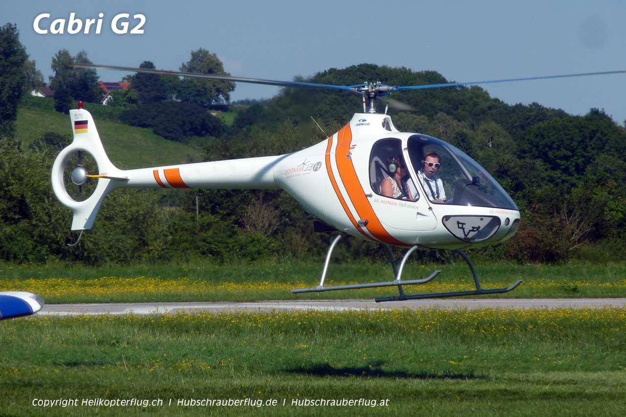 Hubschrauber Cabri G2