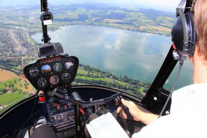 Hubschrauberflug Berlin Strausberg